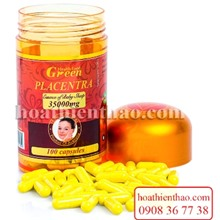 Nhau thai cừu Úc Green Health Food 35000mg - 100 Viên