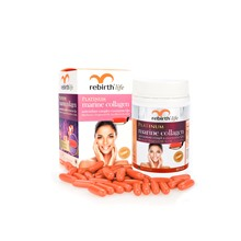 Viên nang Rebirth Platinum Marine Collagen
