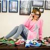 Giày thể thao trong cái nhìn của phái đẹp