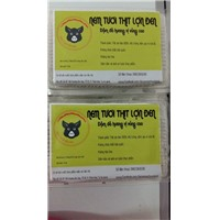 Nem thịt lợn đen :80k/1 hộp