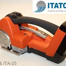 Dụng cụ đóng đai nhựa dùng pin ITA-24 italy