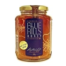 Mật Ong Leatherwood Blue Hills 500g