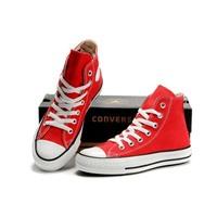 Giày thể thao Converse Classic Cao Cổ Màu Đỏ Tươi