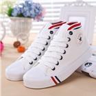 Giày thể thao nữ converse như hình trên, size 37
