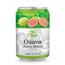 Guave Juice Drink 330ml Alu Can